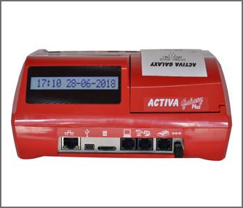 configurare casa de marcat Activa Galaxy Plus in programul de facturare si gestiune stocuri Facturis Online