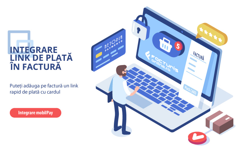 Integrare mobilPay : Plata online cu cardul