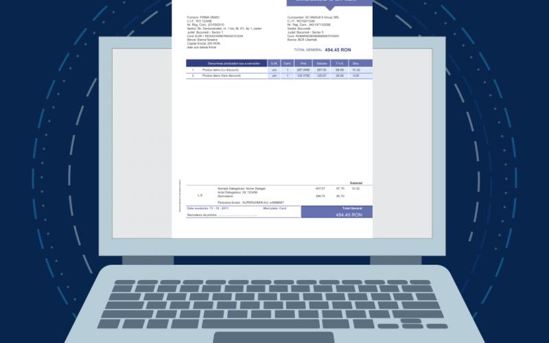 Ce trebuie sa stii despre facturarea electronica