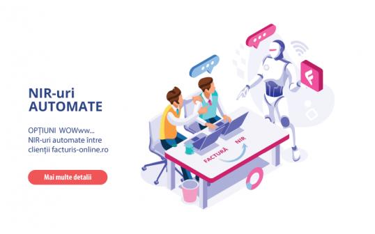 Niruri automate intre clientii Facturis-Online.ro