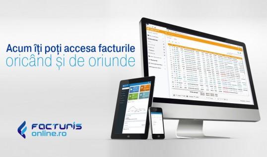 Design nou, responsive și util pentru aplicatia Facturis Online