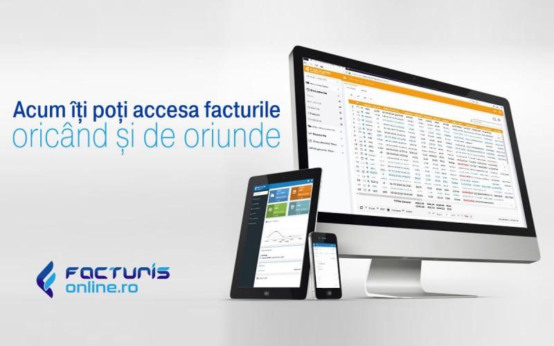Design nou, responsive si util pentru aplicatia Facturis Online